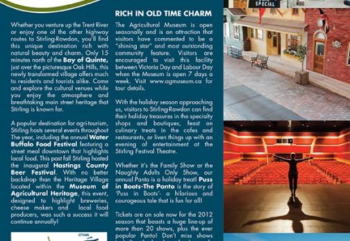 Stirling-Rawdon Magazine Ad
