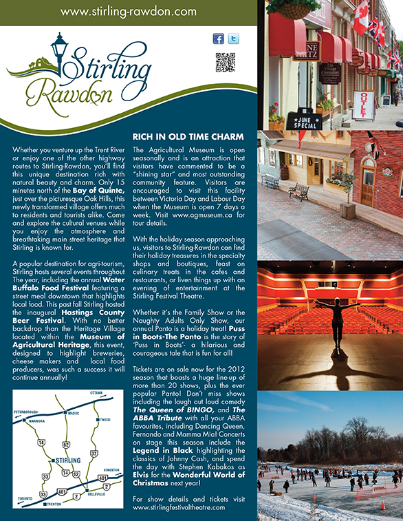 Stirling-Rawdon Magazine Ad