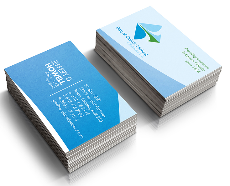 Bay of Quinte Mutual Business Cards