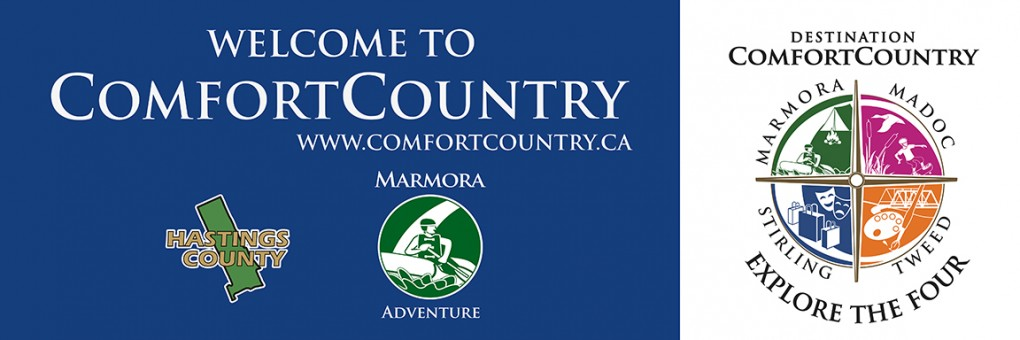 Comfort Country Large Signs