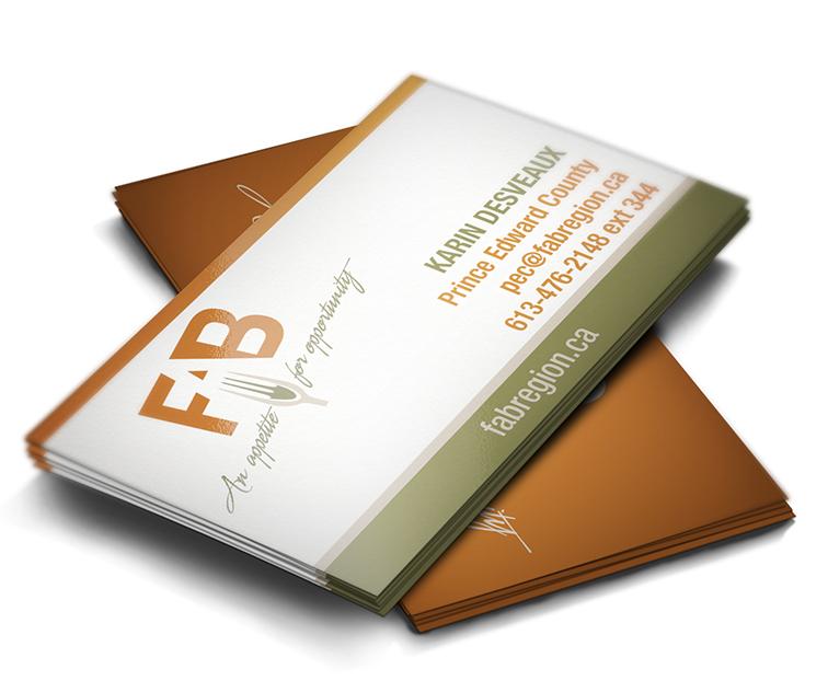 FAB Region Business Cards
