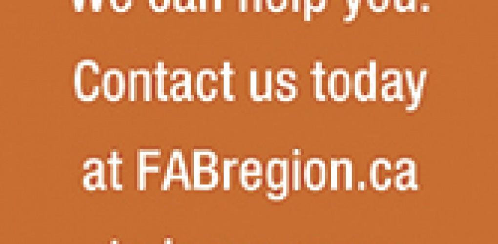 FAB Region Magazine Ad