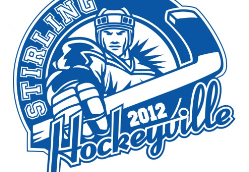 Stirling Kraft Hockeyville Logo