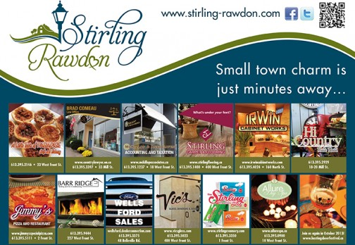 Stirling-Rawdon Businesses